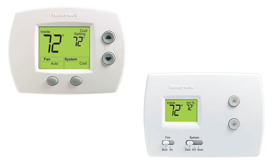 Colorado Comfort Non Programmable Thermostat