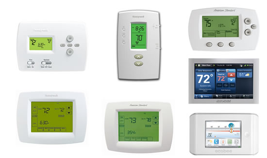 Colorado Comfort Programmable Thermostat